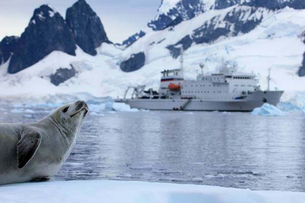 Arctic Yacht Charter Vacation