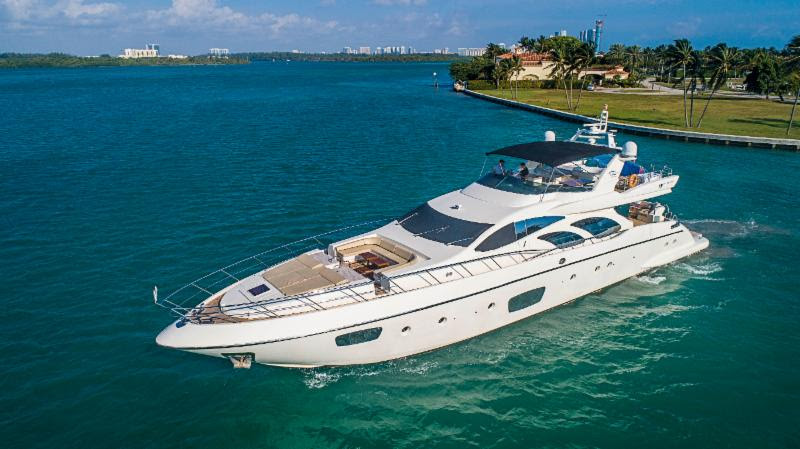 miami yacht rental superbowl LIV promo 2020