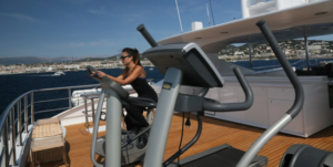 yacht toys exercise equipment